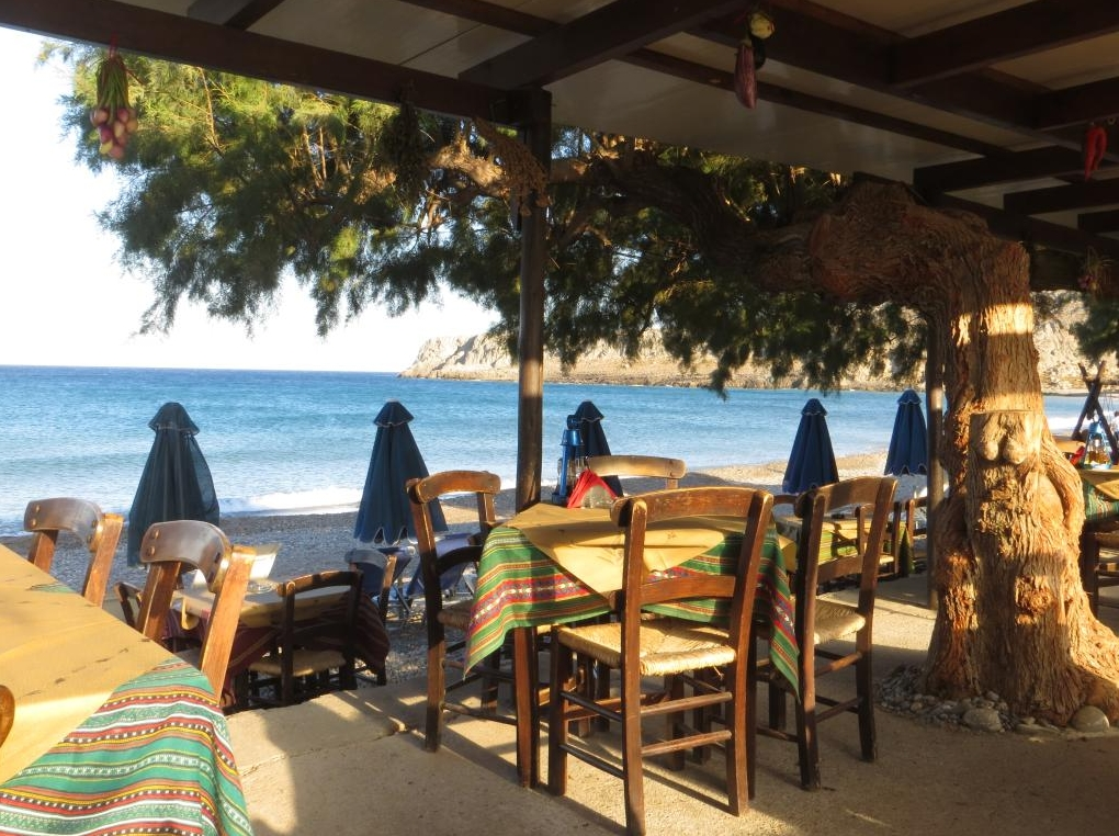 Kato Zakros,Vacation in Eastern Crete