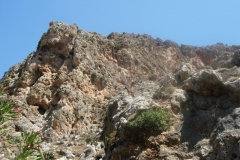 Zakros Gorge,Gorge of the Dead