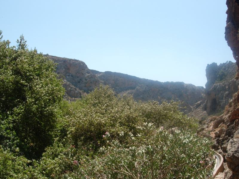 Zakros Gorge, Gorge of the Dead