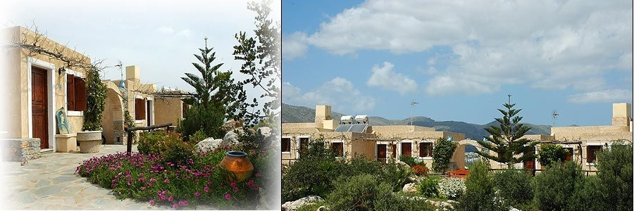 Bay View,rooms,apartments in Kato Zakros
